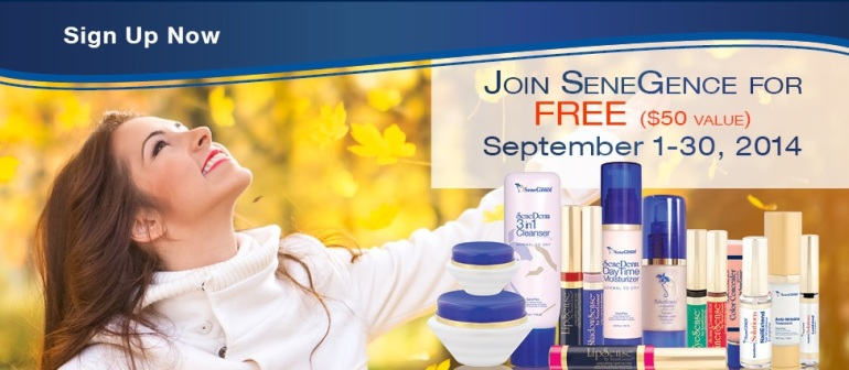 free sign up sept