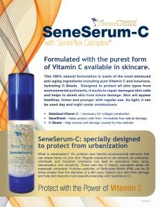 US-SeneSerum-C flier