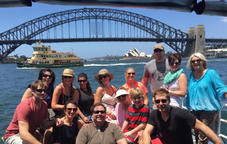 LIPS Trip 2015 to Australia