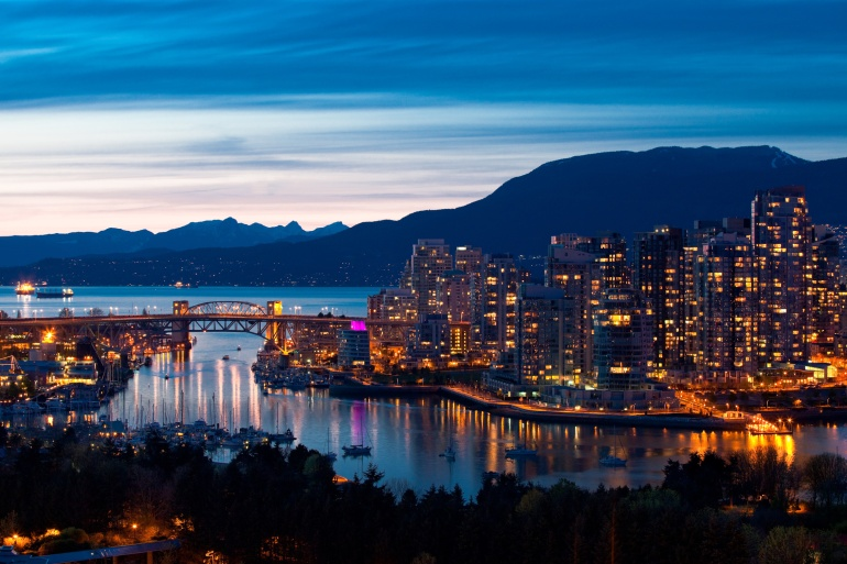 Vancouver, BC- the destination for the next SeneStar trip!